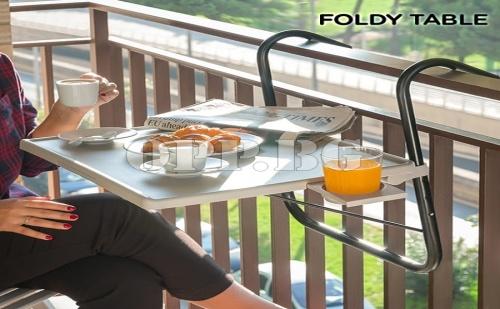Сгъваема Маса за Тераса Foldy Table B