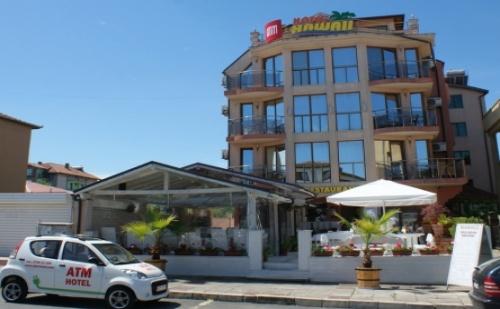 Най-Добрата Цена за Лято в Лозенец от Хотел Атм Хавай! само 28лв. за Нощувка със Закуска и Вечеря!