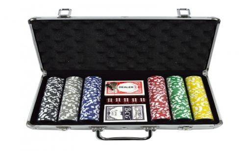Комплект за Покер в Куфарче