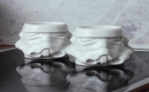 Керамични Чаши за Еспресо – Stormtroopers (2бр.)