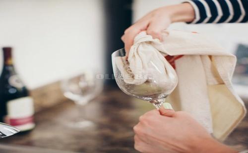 Microfibres Tea Towels Комплект Микрофибърни Кърпи за Подсушаване на Чаши