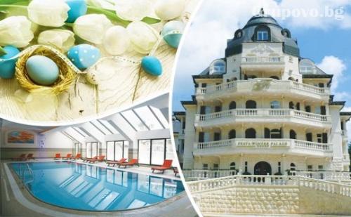 Великден в Боровец! Нощувка, Закуска, Празнична Вечеря + Басейн и Спа от Хотел Феста Уинтър Палас*****