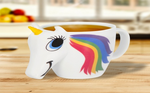 Магическа Чаша за Кафе и Чай – Еднорог (300Мл.)