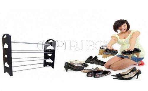 Удобна Етажерка за Обувки