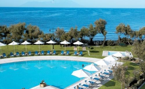 Почивка през Юли в Grand Hotel Egnatia 4*, Александруполис - 5 Нощувки със Закуски, Вечери + Деца Безплатно!