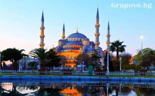 Великден в <em>Истанбул</em>! Транспорт, 3 Нощувки със Закуски + Посещение на Одрин и Желязна Църква Св.стефан от Дениз Травел