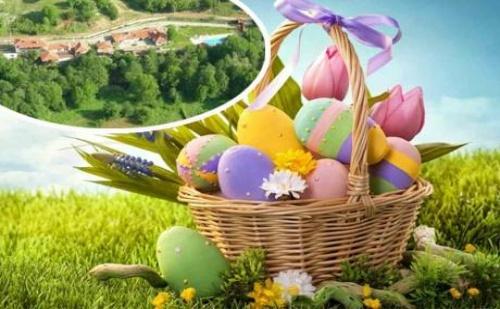 Великден в Комплекс Дивеците, до <em>Жеравна</em> - 3 Нощувки, 3 Закуски, 2 Обяда и Празнична Вечеря