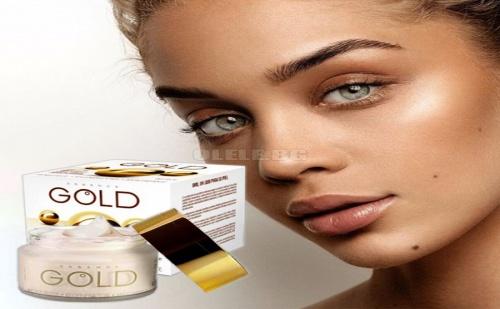 Крем за Лице с Чисто Злато