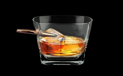 Чаша за Уиски с Патрон (300Мл.)