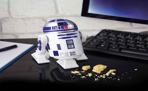 USB Прахосмукачка за Бюро – Star Wars R2-D2