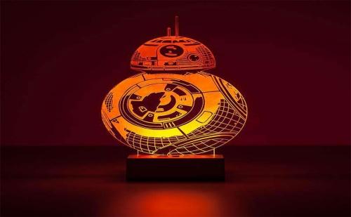 Usb Лампа – Star Wars Bb-8