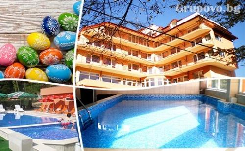 Великден в Спа Хотел <em>Костенец</em>. 2 или 3 Нощувки със Закуски, Вечери (Едната Празнична) + Минерален Басейн и Спа