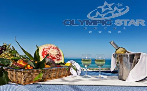 През Май на Първа Линия на Олимпийската Ривиера! Нощувка със Закуска и Вечеря в Хотел Olympic Star 4*, Нея Пори, Гърция