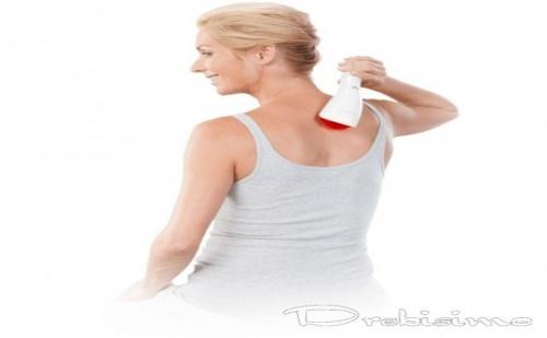 Вибриращ масажор Medisana HM 855
