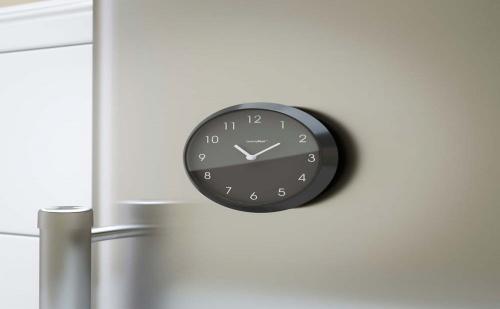 Мини, Магнитен Часовник за Хладилник