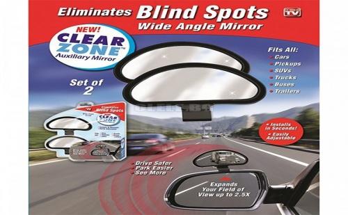 Допълнително Странично Огледало за Автомобил Clear Zone