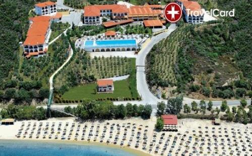 4* All Inclusive Ранни Записвания в Хотел Akrathos Beach, <em>Халкидики</em>