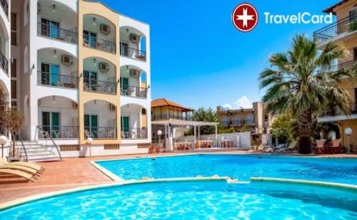 3* Ранни Записвания в Хотел Stavros Beach, Халкидики