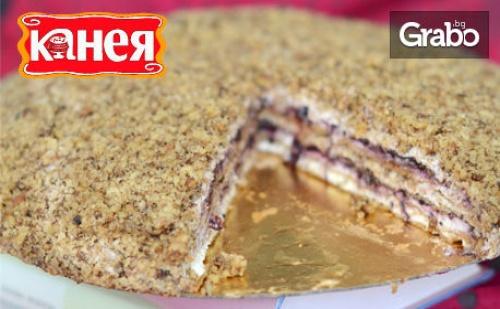 Френска Селска Торта - Класик или с Боровинки