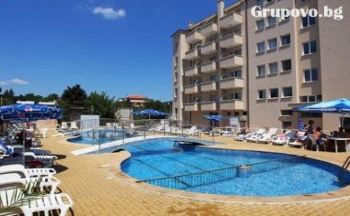 11.06 - 30.06 в Константин и Елена! All Inclusive + басейн от хотел Аврора***