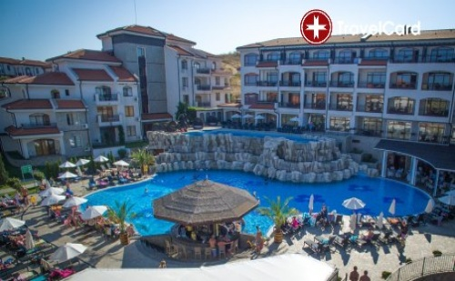 4* Гергьовден в Spa Хотел Винярдс Спа, Поморие