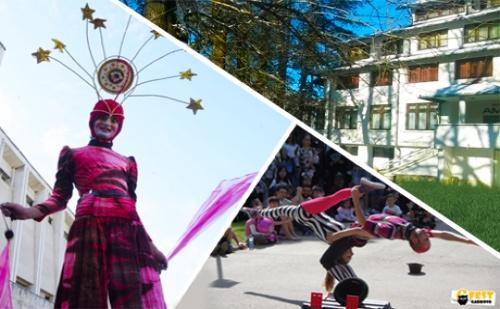 Хотел Цветина Ви Кани на Карнавал на Хумора и Уличното Изкуство в <em>Габрово</em>! 2 Нощувки със Закуски и Много Забавления