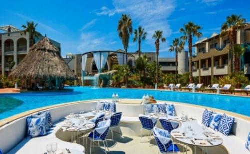 Майски Празници на Остров Тасос, в Ултра Луксозният Ilio Mare Beach Hotel 5*, 3 Нощувки с Включени Закуски и Вечери
