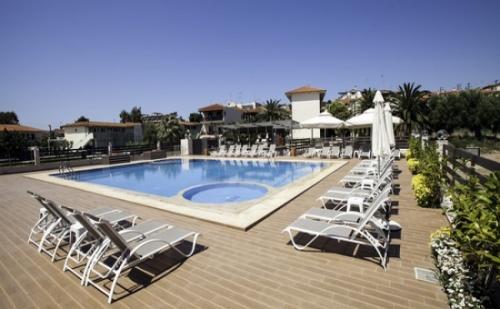Празници на Ситония, през Май в Simeon Hotel 3* до Морския Бряг- 3 Нощувки, Закуски и Вечери