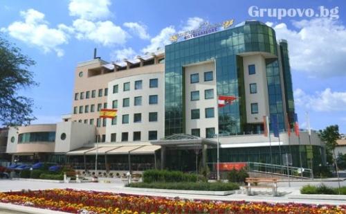 Нощувка със закуска + басейн и СПА от Diplomat Plaza Hotel &amp; Resort****, <em>Луковит</em>