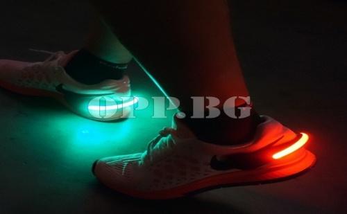 Led Спортна Лента за Обувки