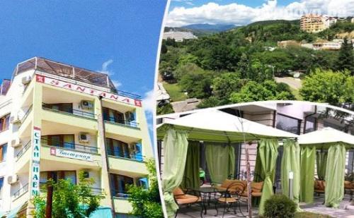 Цяло Лято Нощувка в <em>Сандански</em> на Топ Цена от 14 лв. в Хотел Сантана**