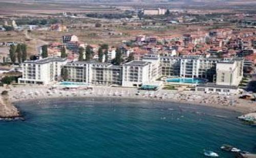 На Море в Поморие на Първа Линия 2018, 6 Дни All Inclusive до 10.07 и След 23.08 от Феста Поморие Ризорт
