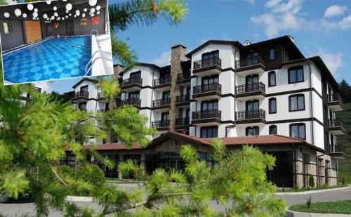 Летен All Inclusive Light + Минерален Басейн и Спа в Хотел 3 Планини, Край <em>Банско</em>