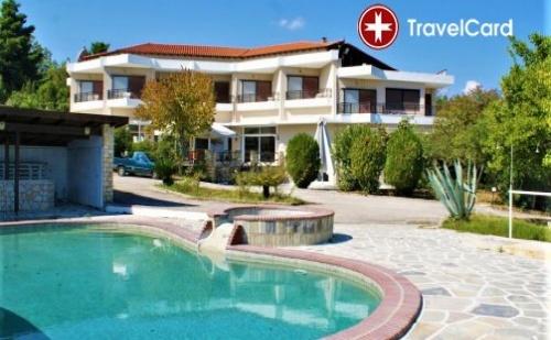 3* Лято в Хотел Pashos, Халкидики