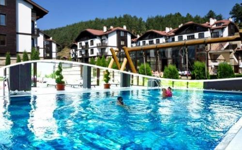 All Inclusive Light  + Басейн с Минерална Вода и Релакс Пакет в Хотел 3 Планини, <em>Разлог</em> до Банско