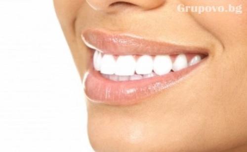 Обстоен Дентален Преглед, Почистване на Зъбен Камък и Зъбна Плака с Ултразвук и Полиране с Airflow от Стоматологична Клиника д-р Георгиев