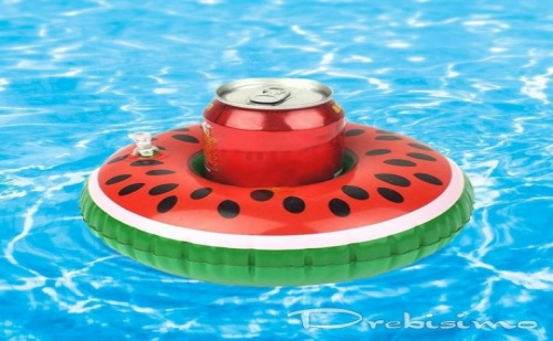 Надуваема Малка Диня - Поставка за Чаша