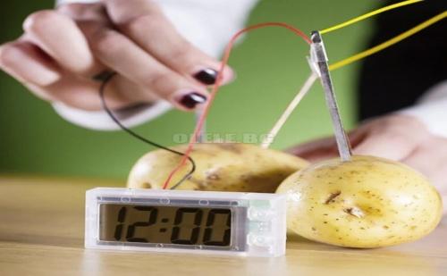 Картофен Часовник