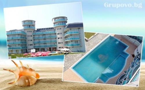 Лято в <em>Лозенец</em> на 200М. от Плажа! 5 All Inclusive Light Нощувки за Двама в Хотел Сънсет Бийч*** на Топ Цени. Дете до 13Г. – Безплатно!