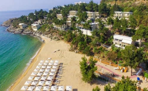 5 нощувки на база Ultra All Inclusive в Tosca Beach Hotel 4*, Кавала!