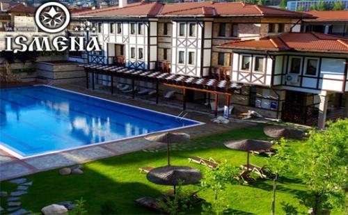 Лято в <em>Девин</em>! 2, 3 или 5 Нощувки със Закуски + Басейн и Спа с Минерална Вода от Хотел Исмена****
