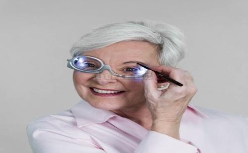 Led Очила за Гримиране Ez Make Up