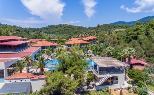 Промо All Inclusive Почивка през Юли на Ситония! 5 Нощувки в Реновирания Poseidon Sea Resort 4* !