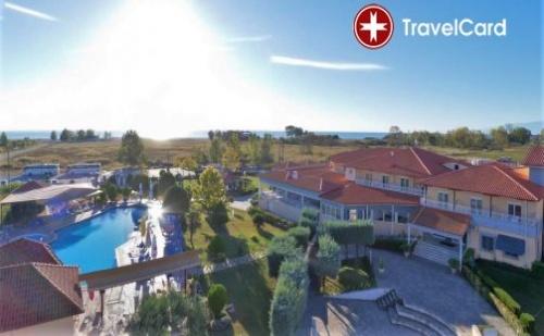 4* All Inclusive в Хотел Grand Platon, Олимпийска Ривиера