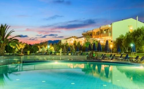Промо Цена за Петзвездния Хотел Anastasia Resort & Spa 5*, през Септември - 5 Нощувки, Закуски, Вечери и 2 Деца до 14 г. - Безплатно!