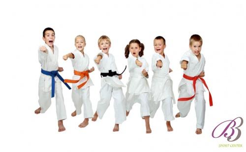 Карате за Деца от Всички Възрасти. 4 Посещения по 60 Минути от Най-Новата Зала Bb Sport Center