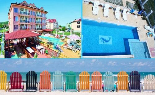 Last Minute! на Море в <em>Обзор</em> от 16 до 31 Юли. Нощувка, Закуска, Обяд* и Вечеря + Басейн в Хотел Вълчеви на 100М. от Плажа!