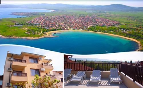 Нощувка в Хотел Малибу, <em>Черноморец</em>
