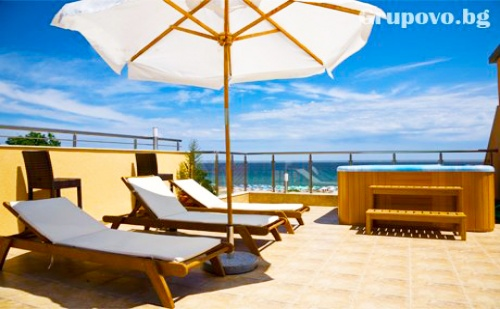 Цяло Лято в <em>Лозенец</em> на 20 М. от Плажа. Нощувка със Закуска на Цени от 23 лв. в Хотел Зора,