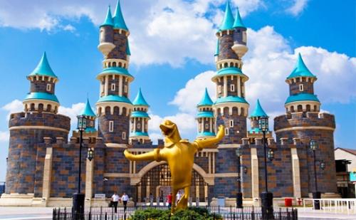 Екскурзия през Юли и Август до Истанбул, Одрин и Чорлу + Посещение на Вивалвенд! Транспорт, 2 Нощувки със Закуски и Богата Туристическа Програма от Караджъ Турс